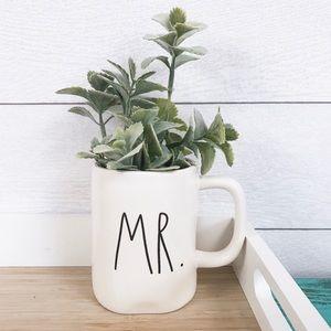 Rae Dunn   LL Mr. Coffee Tea Ceramic Mug